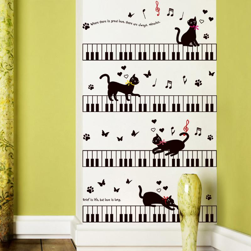 Old Fashioned Cat Wall Art Festooning - Wall Art Collections ...