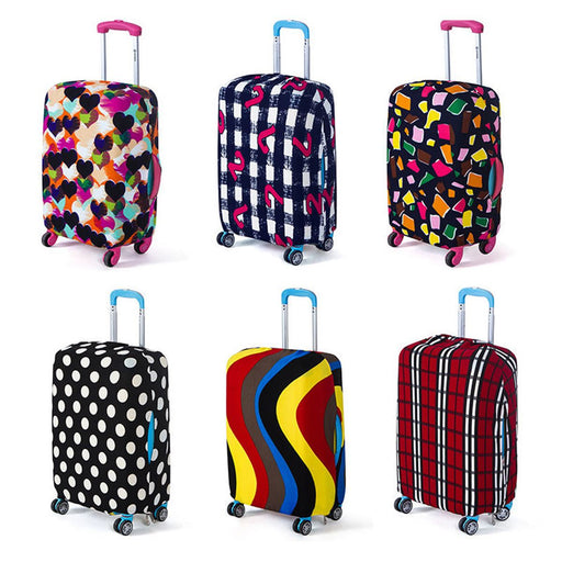 Travel Luggage Dust cover Travel Luggage Cover Protective Suitcase Cover Trolley Case for 18 to 20inch Bag Accessories Parts