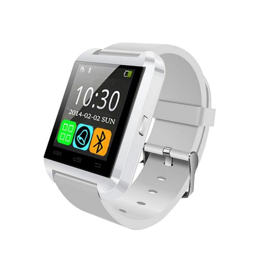 U8 Wristwatch Bluetooth Smart Watch Message Notification Smartwatches for Android Smartphone IOS Watches Pedometer Remote Camera