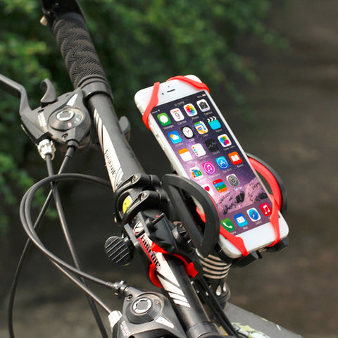Universal Bike Bicycle Motorcycle Handlebar Mount