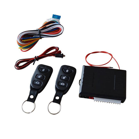 Universal Car Alarm Systems Auto Remote Central Kit Door Lock Keyless Entry System Central Locking with Remote Control for Golf4