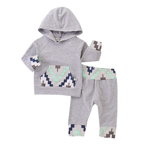 Very Cute Baby Sets 2PCs Toddler Baby Boy Clothes