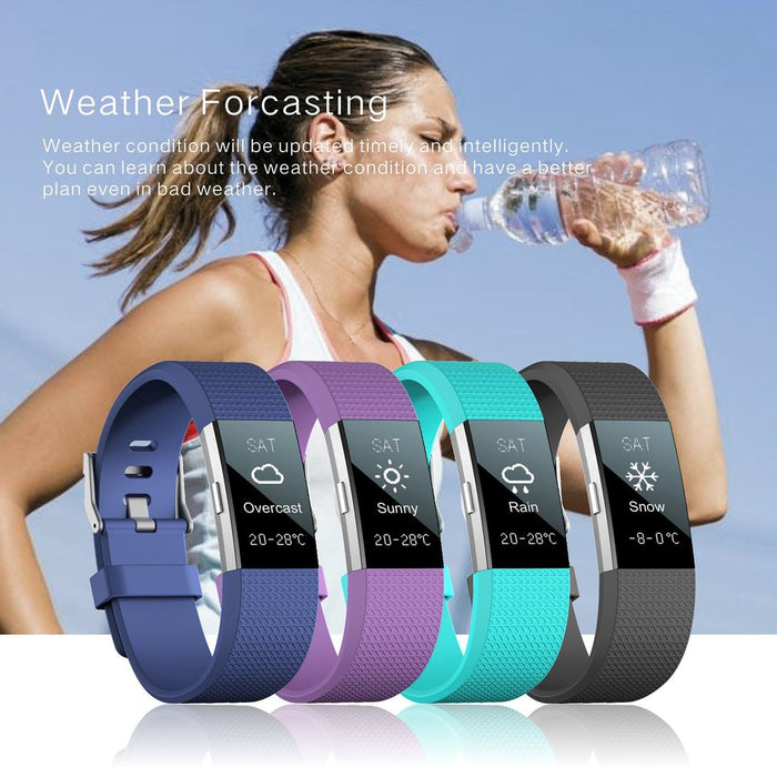Waterproof S18 Bluetooth 4 0 Band Blood Pressure Heart Rate Monitor  Call/SMS Reminder Sport Smart Watch for IOS And Android