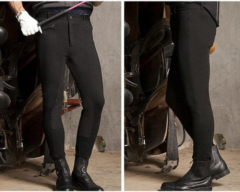 Women Riding Breeches Full Leather Pants Slim Riding Breeches Summer Breathable Comfortable Wear Equipment For Horse Rider