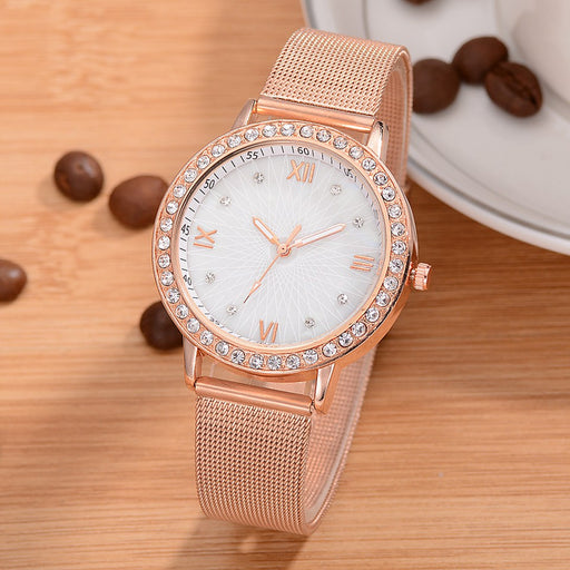 Women Watches 2018 Brand Luxury Rose Gold Ladies Quartz Watch Clock Fashion Ladies Dress Casual Creative Watch Relogio Feminino