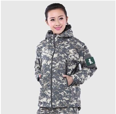 Women s TAD Lurker Shark skin Soft Shell Military Tactical Jacket or pants Waterproof Windproof Army Outerwear coats Clothes