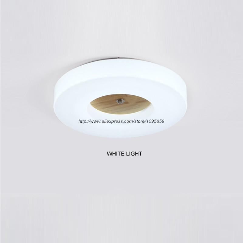 wood lamps lighting led mount bedroom fixtures fixture products white flush ceiling d light