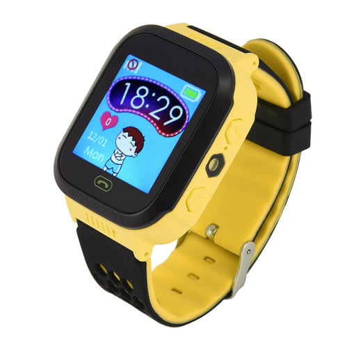 Y21 GPRS Smart Watch With Camera Flashlight Baby Watch SOS Call Location Device Tracker for Kid Safe Watches