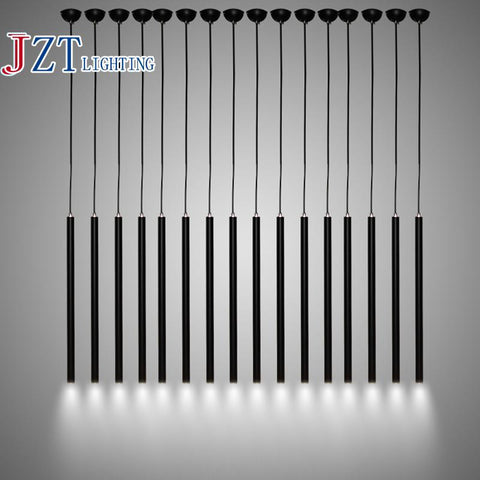 ZYYCreative Personality Led G4 Bar Tube Restaurant Lamp Simple Modern Small Cylinder Round  Bar Lights Support Variety Customize