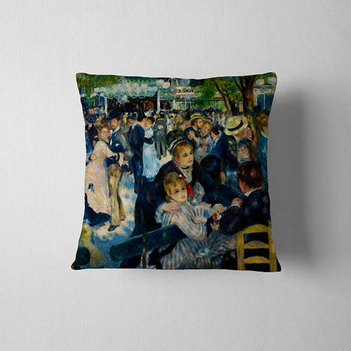 Auguste Renoir Throw Pillow Cover Cushion Cover