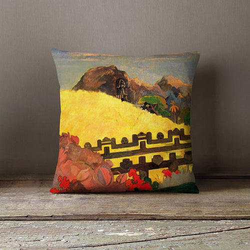 Paul Gauguin Throw Pillow Cover Cushion Cover