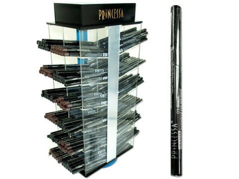 Waterproof Eyeliner Pencil Display: Pallet of 432