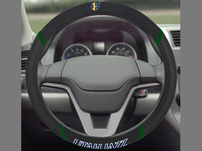 "NBA - Utah Jazz Steering Wheel Cover 15""""x15"""""