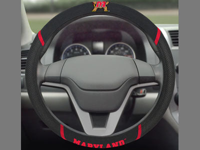 "Maryland Steering Wheel Cover 15""""x15"""""