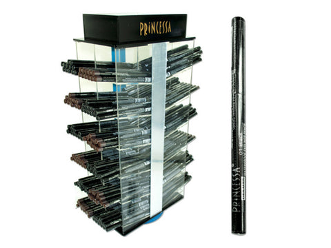 bulk buys Waterproof eyeliner pencil display Case of 576