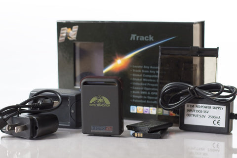 Surveillance GPS Tracking Device For Leisure Vehicles Car Security