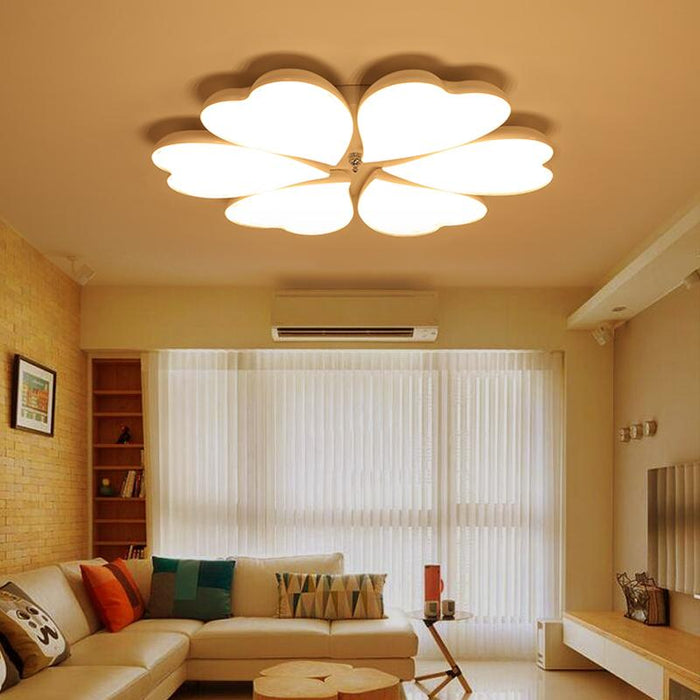 Modern Ceiling Lights Flushmount Lighting Fixtures Luminaria Lamparas De  Techo Bedroom Living Acrylic Light Design Ceiling