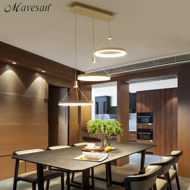 Pendant Lights Dining Room Lamp Modern Light Fixtures Abajur Lighting Square And Round Base Lustre Hanging