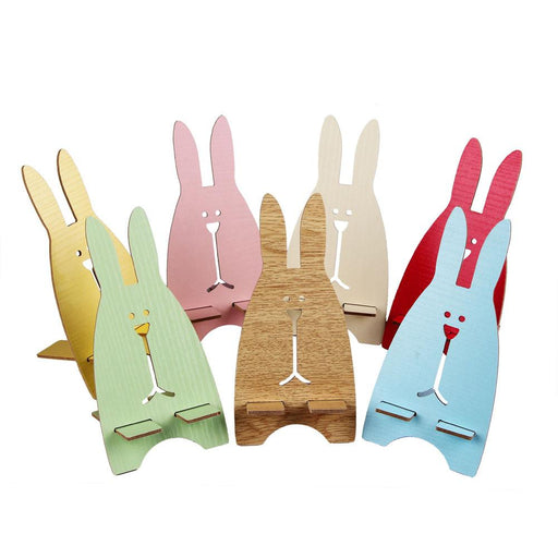 ularmo mobile phone accessories  Cute Rabbit  Universal Cell Phone Desk Stand Holder For Tablet ipad iPhone for GPS