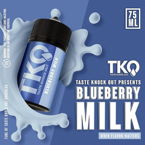 TKO - Blueberry Milk 75ml