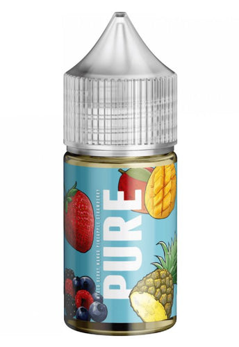 Emissary Elixirs - Pure Blue MTL, Mixed berry Mango Pineapple Strawberry 30ml 12mg