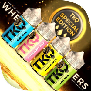 TKO - Blue Milk Limited Edition, 75ml