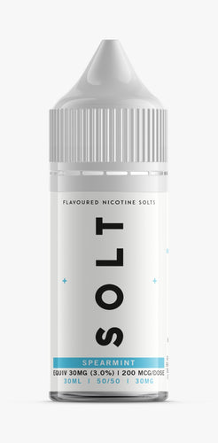 Solt E-liquid- Spearmint