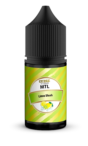 Eezee E-Liquid - MTL 10mg Lime Slush, 30ml