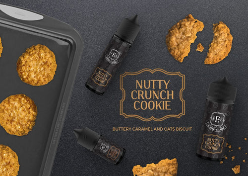 Joose-E-Liqz E-liquid - Nutty Crunch Cookie , 60ml