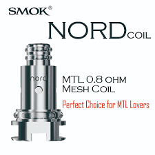 Smok - Nord Mesh Coil 0.8ohm