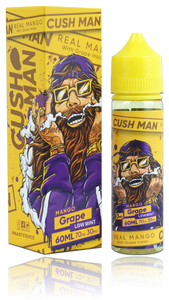 Cush Man, Nasty Juice - Mango Grape 60ml 3mg