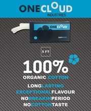 OneCloud - Easy Wicks Cotton