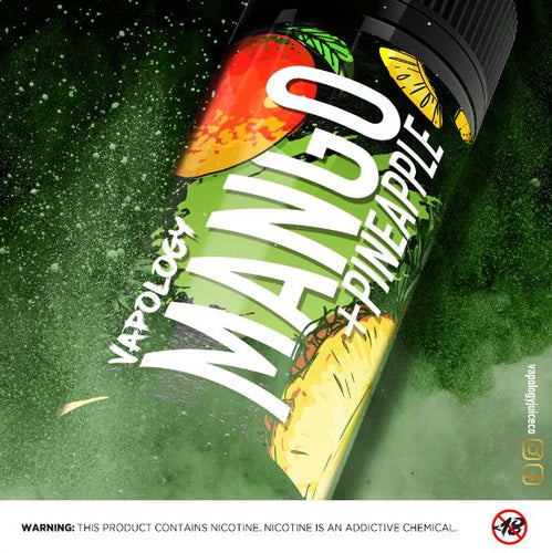 Vapology - Mango Pineapple Ice, 120ml