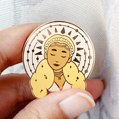 SUNKISSED PIN