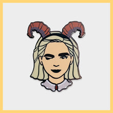 THE TEENAGE WITCH PIN