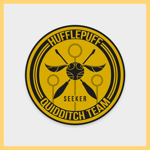 QUIDDITCH IRON ON PATCH