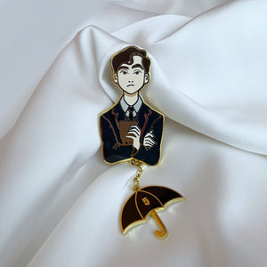 The Hargreeves Pin Series