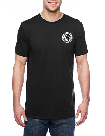 Life's too short Adult Lightweight Tee Black
