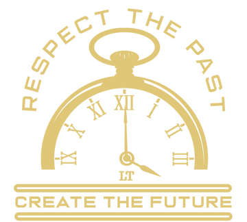 Respect the Past Print