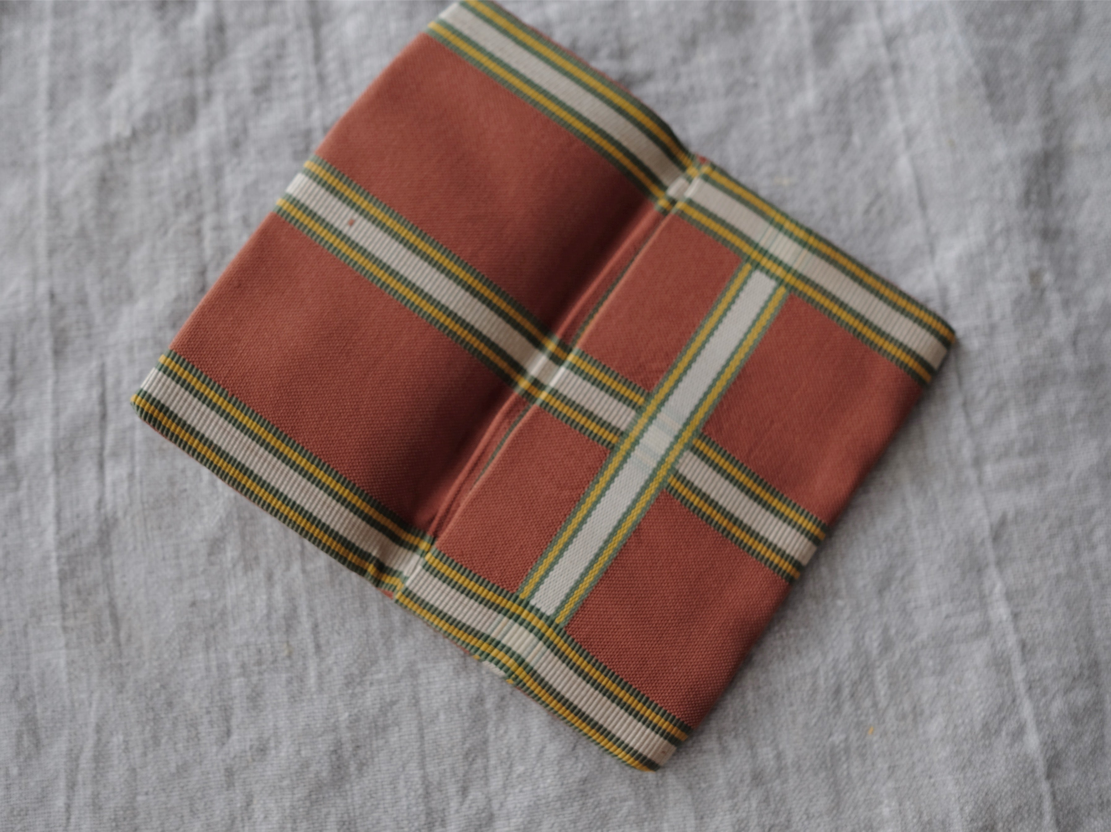 Card Case Orange Obi