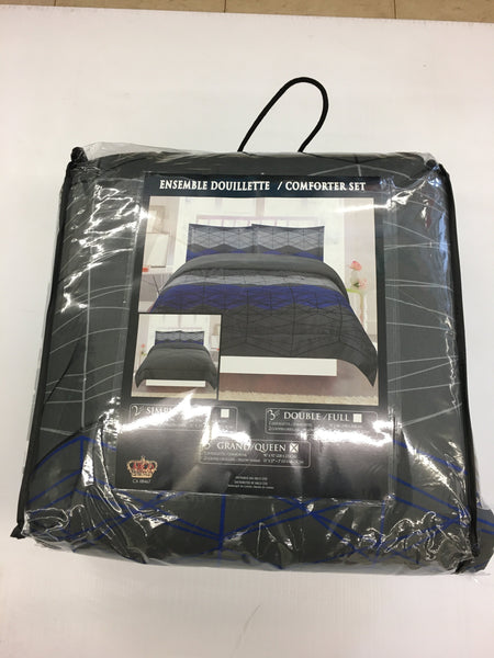 3PC COMFORTER SET-QUEEN 5-92270