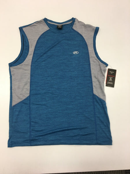 Blue Muscle Top 6-20445