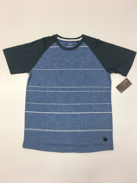 BLUE Color Block Tee 6-20542