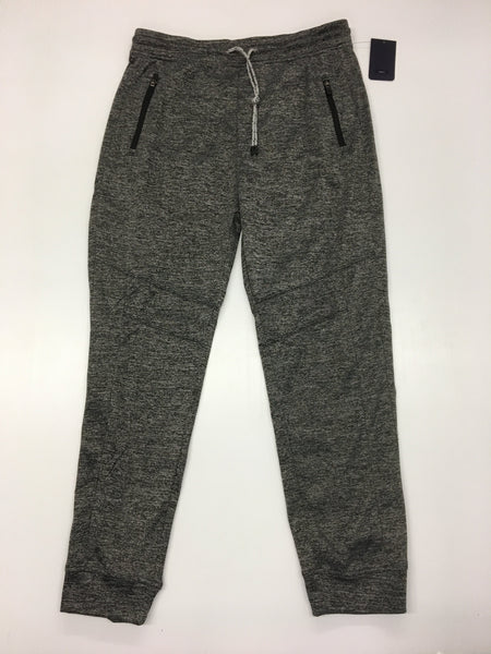 BLACK MIX Fleece Jogger 6-20552