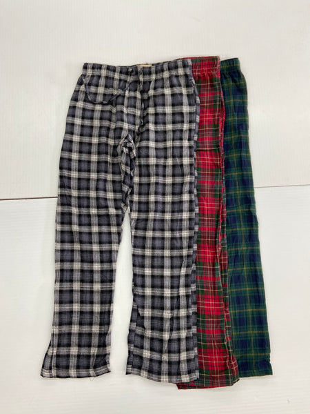 MENS FLANNEL PJ PANTS 6-20680