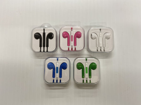 EARPHONES W/MIC 9-11649