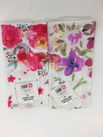 FLORAL PRINTED KITCHEN TOWELS 9-20014