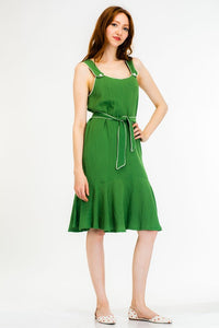 Little Greenie Dress