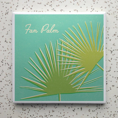 Fan Palm Coaster