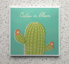 Cactus In Bloom Coaster